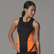 Cooltex® Ladies Running Vest  by Gamegear®
