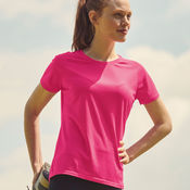 Ladies Performance T-Shirt by Fruit of the Loom